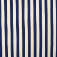 Deco jacquard, stripes, 15749-1, blue beige
