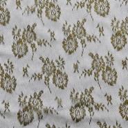 Tulle, lace, print, floral, 2649-54 - Bema Fabrics