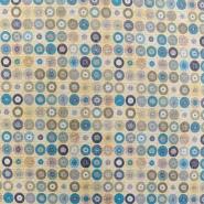Deko žakard, pike, 15761-2