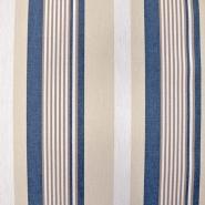 Dekor tkanina, tenda, črte, 15779-57