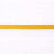 Cotton ribbon, 10mm, 15834-6030, yellow