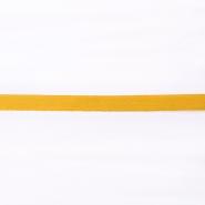 Band, Baumwolle, 10mm, 15834-6030, gelb