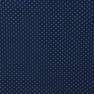 Denim, dots, 15843-008, blue
