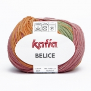 Yarn, Belice, 15691-307, orange pink