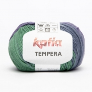 Preja, Tempera, 15693-57, zeleno modra