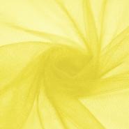 Tulle, fine,  25883-15, yellow