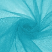 Tulle, fine, 15884-10725, turquoise