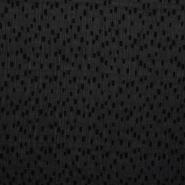 Chiffon, polyester, dots, 15903