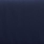 Šifon krep, poliester, 13176-61, t. modra