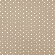 Cotton, poplin, dots, 15910-9