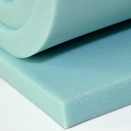 Foam board, PT, thickness 20mm, 13019, green - Bema Fabrics