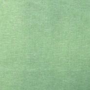 Linen, viscose, 2927-1, green