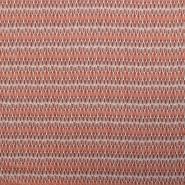 Chiffon, polyester, geometric, 15005-14