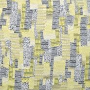 Chiffon, polyester, geometric, 15005-15