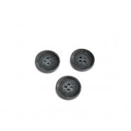 Gumb, kostimski, 20mm, 15952-0021, siva
