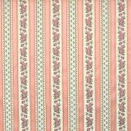 Deco jacquard, Biedermeier, 15953-3, pink