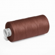 Thread 1000, brown, 6-242