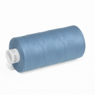 Thread 1000, blue, 6-030