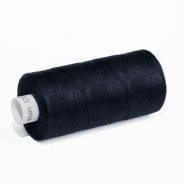 Thread 1000, dark blue, 6-090