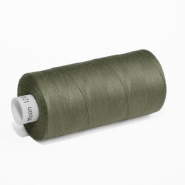 Thread 1000, dark green, 6-044