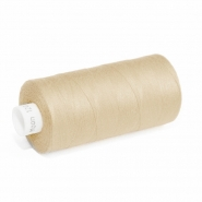 Thread 1000, beige, 6-050