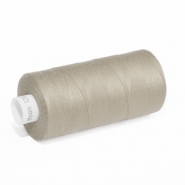 Thread 1000, beige, 6-041