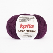 Wool, Basic merino, 15041-18, purple