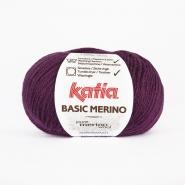 Wolle, Basic merino, 15041-18, lila