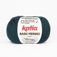 Wolle, Basic Merino, 15041-44, petroleum