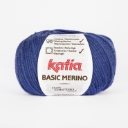 Wool, Basic merino, 15041-45, blue purple