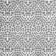 Knit, animals, 16082-054, grey