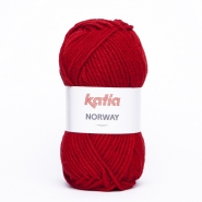 Wool, Norway, 15045-4, red