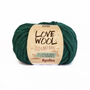 Volna, Love Wool, 15053-117, zelena