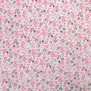 Baumwolle, Popeline, floral, 5685-1