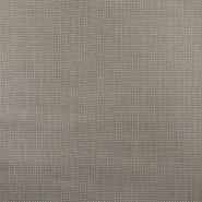 Dekor tkanina Queen, karo, 16107-604, siva