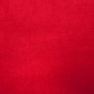 Plüsch, Baumwolle, 13348-015, rot