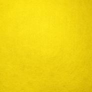 Filc 1,5mm, poliester, 16123-033, rumena