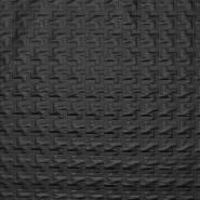 Preštepanka, pepita, 16127-069, črna