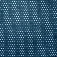 Jersey, cotton, stars, 16151-107