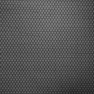 Pamuk, popelin, cvjetni, 16048-269, crna
