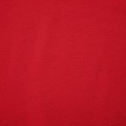 Jersey, viskoza, luxe, 12961-610, crvena