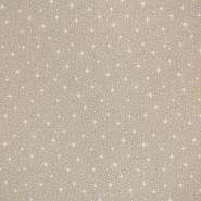 Deco, print, stars, 15188-90