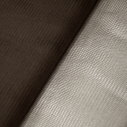 Tüll, klassisch, 13380-11A, braun