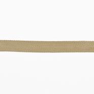 Strip, webbing, width 25 mm, 16182-41035, beige