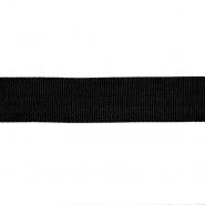 Strip, webing, width 40 mm, 16183-21007, black