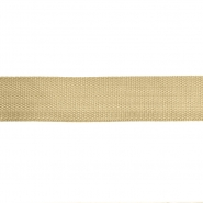 Band, Gurt, Breite 25 mm, 16182-41043, beige