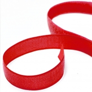Velcro tape 25mm, 16190-40427, red