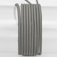 Gumielastika, okrugla 3mm, 16206-41620, siva