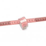 Meter, šiviljski, 16188-10459C, roza