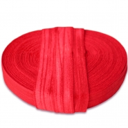 Elastic bias tape, 15 mm,16181-11342, red